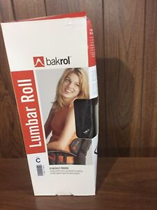 Bakroll lumbar support