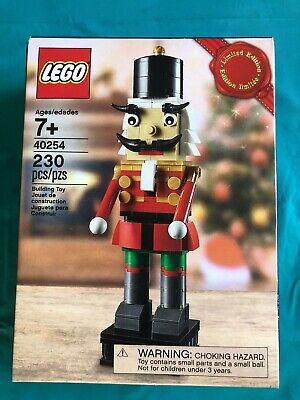 Lego Nutcracker Holiday 40254 Christmas NIB Retired, SEALED