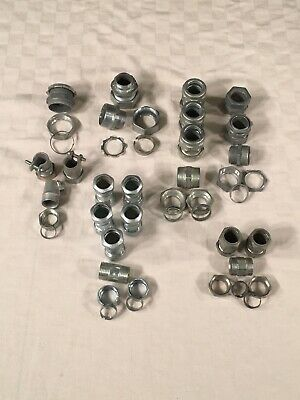 Electrical Compression Connector Lot