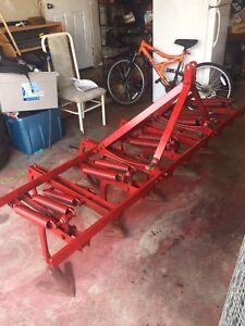 3PT hitch Cultivator 7FT