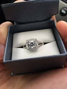 Brand New - 0.83ct Diamond Ring Clayton South Kingston Area Preview