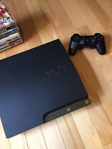 PS3 | CONTROLLER PLUS 14 GAMES