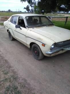 1975 Datsun 120Y Wagon