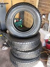 Bridgestone Desert Dueler Tyres x 4  235 70 16 suv 4x4 AWD Mooroolbark Yarra Ranges Preview