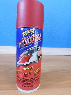 Plasti Dip 11-ounce Flame Red Classic Muscle Car Rubber Coating