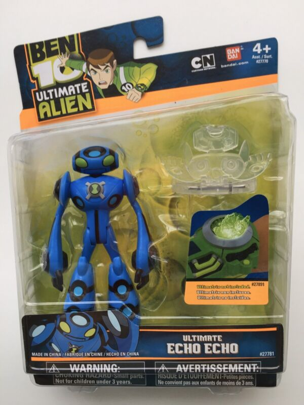 ** NEW Ben 10 Alien Force ECHO ECHO DEFENDER Figure 95783 **
