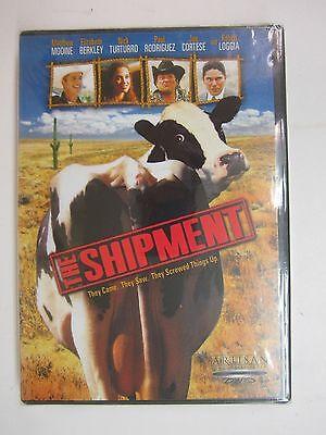 The Shipment (DVD, 2002)- Matthew Modine, Elizabeth Berkley, Nicholas Turturro