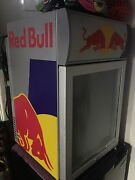 Limited edition red bull bar fridge Westcourt Cairns City Preview