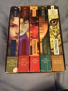 Selling 1-5 books of pendragon series