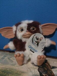 Gizmo plush from Gremlins (new with tags)