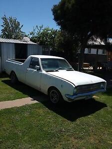 1968 HK Holden Kingswood Ute Maryborough Central Goldfields Preview