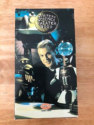 mystery science theater 3000 Vhs 1996 Best