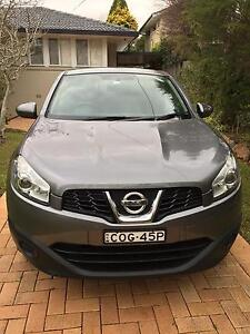 2013 Nissan Dualis Wagon Chatswood Willoughby Area Preview