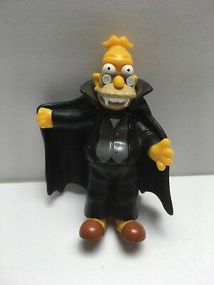 2001 BURGER KING - SIMPSONS VAMPIRE GRANDPA  HALLOWEEN ](The Simpsons Halloween Vampire)
