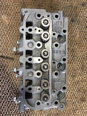 Kubota D902 RTV 900 Cylinder Head w/valve Used Rebuilt