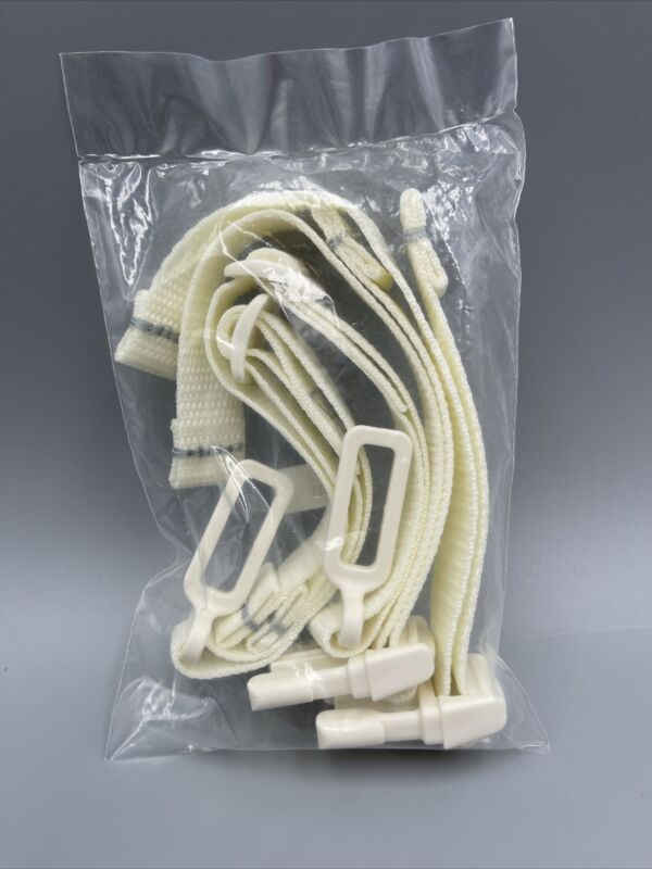 Fisher Price Restraint Bag for Cradle n Swing: Replacement Straps Off White FAST