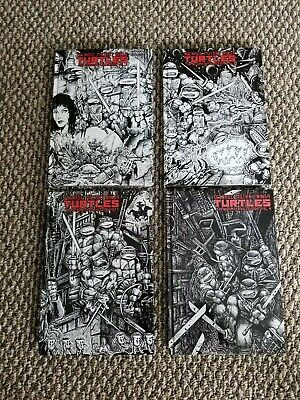 Teenage Mutant Ninja Turtles Ultimate Collection Vols. 1 - 4, First