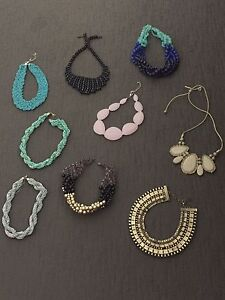 Bulk necklaces (9 in total) Warwick Southern Downs Preview
