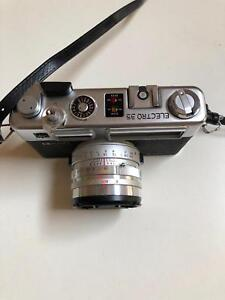 Yashica Electro 35 - Mint Condition