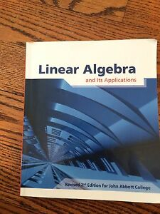 LINEAR ALGEBRA & ITS APPLICATIONS