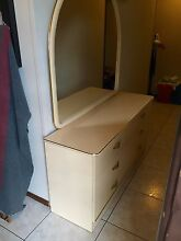 Dressing table with mirror attached Greystanes Parramatta Area Preview