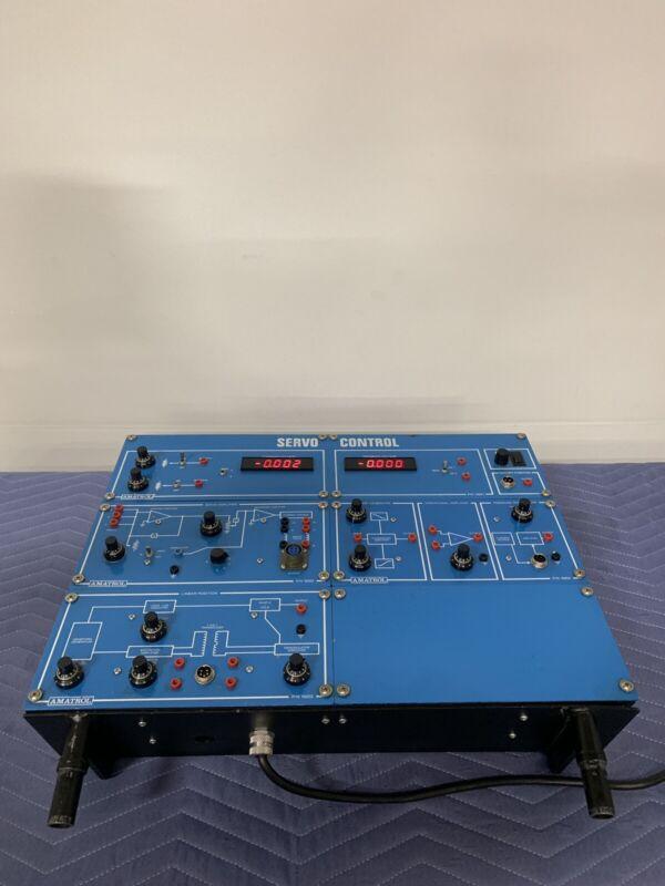 Amatrol 85-SCH HS Servo Control Module