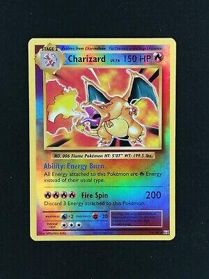 Charizard 11/108 XY Evolutions - Reverse Holo Rare Pokemon Card NM (PSA?)