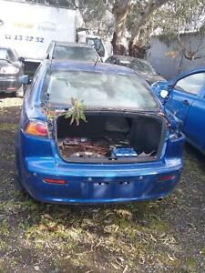 NOW WREAKING MITSUBISHI LANCER ALL COLOR ALL PARTS******2010 Dandenong South Greater Dandenong Preview