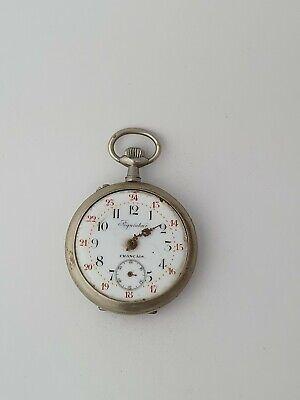 Regulateur francais pocket watch watchmaker spares repair