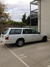 Ford Falcon Wagon 2000 - 1month NSW rego remaining Thornbury Darebin Area Preview