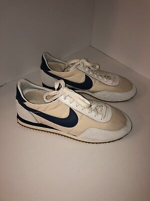 new product 87e50 3c376 Very Rare Vintage NEW 1983 NIKE OCEANIA WAFFLE Shoes Size 10.5 Men
