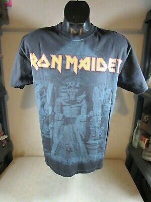 Vintage Iron Maiden Powerslave T-Shirt Large