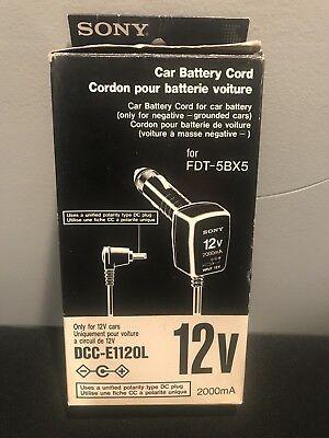 ABLEGRID Car Charger Adapter for Sony D-E441 D-E301 Discman ESP2 Discman ESP CD