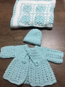 2 handmade infant  baby sets. New never worn
