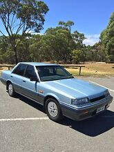 **NOW SOLD** 1989 Nissan Skyline Sedan - Immaculate Blackwood Mitcham Area Preview