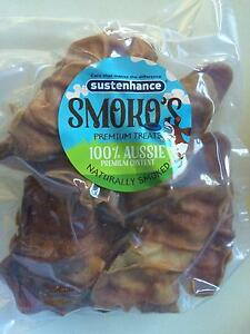 Smoko's Premium Smoked Pig Ears 10 pack Redland Bay Redland Area Preview