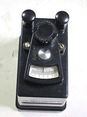 Leeds Northrup Galvanometer Vintage Antique Bakelite