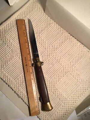 KISSING CRANE KC45 Germany MONSTER STILETTO Rostfrei Vintage Knife