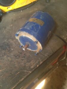 A/C electric motor
