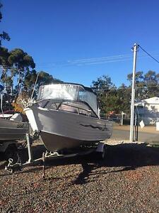 510 ally craft islander Margate Kingborough Area Preview
