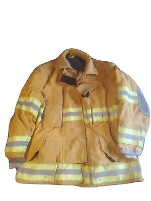 Yellow Globe Turnout Coat 46x32