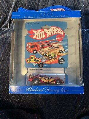 Hot Wheels 1982 Firebird Funny Car
