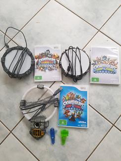 Skylanders Wii Games & Portals