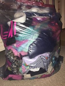 Big Bag of Little Girls Clothing 4T