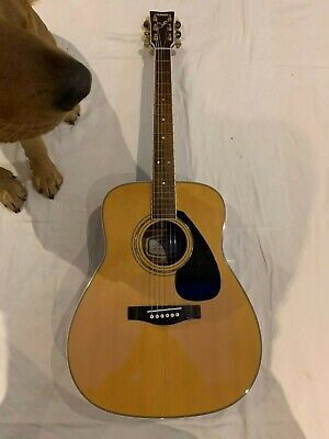 YAMAHA FG-433S FULLY RE-FURBISHED TO VERY HIGH STANDARD - SOLID SITKA SPRUCE TOP