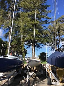 Flying Fifteen Keel Boat AUS 3098 – Running Free Mount Claremont Nedlands Area Preview