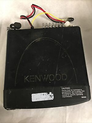 Kenwood Tk-7180k Vhf 512 Channel Mobile Radio With Mount No Mic Tested Working