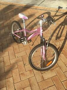 20 inch Giant Areva girls mountain bike