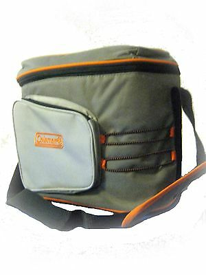 (Coleman Lunch Box Cooler Picnic Camping Ice Cooler New )