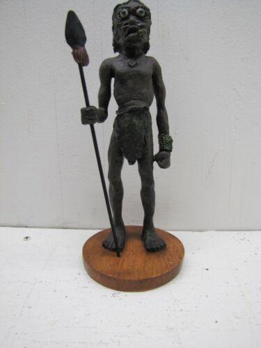 Ooga Booga ( Full Moon )   LTD edition resin statue Brand new in box RETIRED